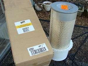 Wix 42321 Air Filter CAT John Deere Tractor Case Filter