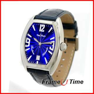 Paul Picot Firshire 2000 Automatic Blue 30mm Watch 4097