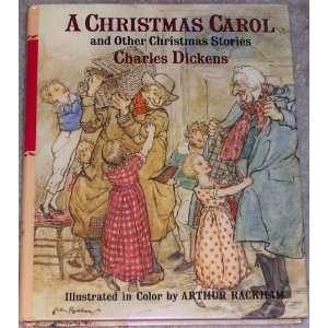 A Christmas Carol and Other Christmas Stories LARGE PRINT
