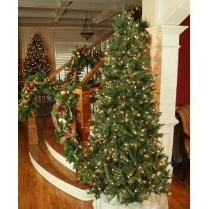 Balsam Fir Prelit Tree   6.5 Pre Lit Balsam Fir LED Tree
