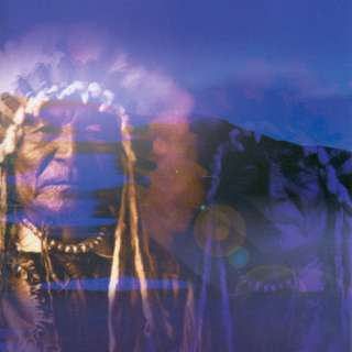 Native American 2 Gift Greeting Card + Music CD New Age