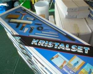 Window Cleaning / Washing KIT with pole & squeegees