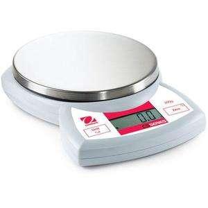 Ohaus CS 5000 Portable Digital Scales 5000 g x 1 g