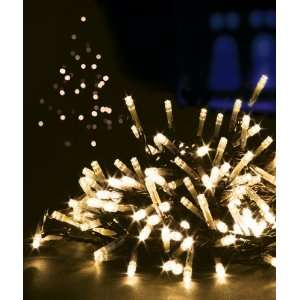 function LED Christmas Lights Outdoor supabrights WARM WHITE   clea