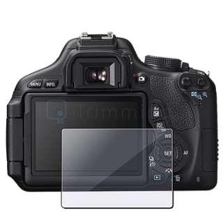 Protectors LCD Film Guard For Canon Kiss X5 EOS 600D Camera
