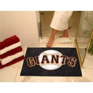 San Francisco Giants Starter 20x30 Floor Mat