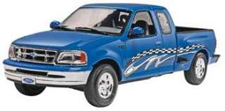 Revell 1/25 1997 Ford F150 XLT Model Kit 85 7215