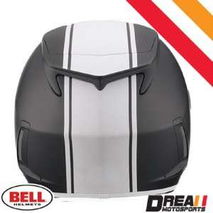BELL STAR RALLY MATTE BLACK FULL FACE MOTORCYCLE HELMET DOT SNELL
