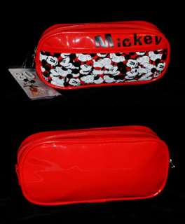Mickey Mouse   Mickey Mouse Pen Pencil Case Pouch   80 Years of Magic