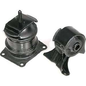 99 04 Honda Odyssey Engine Motor Mount Set 2PCS 99 00 01