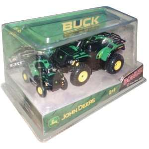 : John Deere Die Cast Metal Vehicle # 12923   All Terrain Vehicle ATV