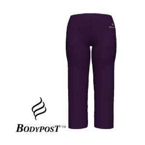 NWT BODYPOST Womens HyBreez Fitness Capri Pants, Size: L