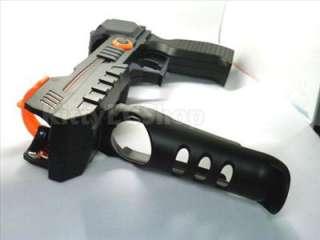 Shot 3 Aim Hand Pistol Motion Move Gun Controller Pistol 2in1