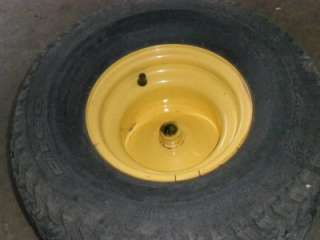 John Deere Rear Tire 18x9.50 8 Dico Super Trac II