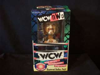 DIAMOND DALLAS PAGE WCW/NWO BOBBING HEAD MIB #A572