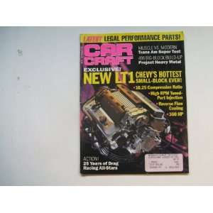Am Super Test, 496 Big Block Build Up, LT1 Chevy Small Block Books
