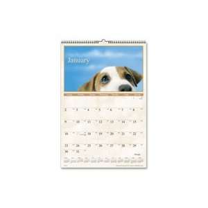Organize office events, meetings and appointments with this calendar