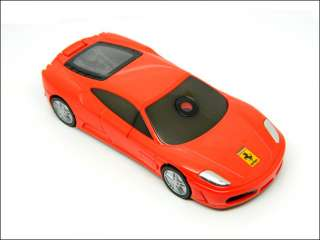 Unlocked Luxury Sports Car Mobile Phone Ferrari F1+ 2GB
