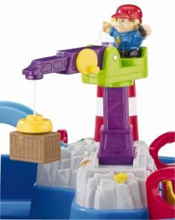 IPlay Sights N Sounds Splash Water Table NEW 020373021174