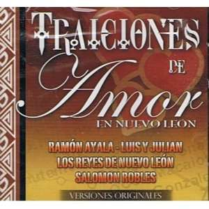 Traicion de Amor en Nuevo Leon: Various Artists: Music
