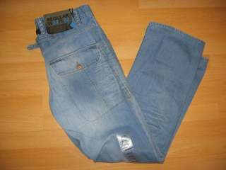 NWT MENS FRENCH CONNECTION FCUK REGULAR JEANS $148