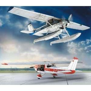 Schreiber Bogen Cessna 150 Card Model: Toys & Games