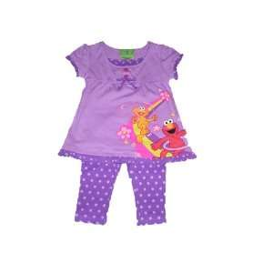 Sesame Street Elmo and Zoe Toddler Short Sleeve Shirt