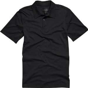 Fox Racing Mr. Clean 11 Mens Polo Casual Wear Shirt   Black / Medium