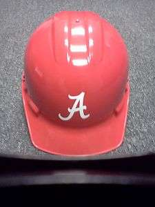 ALABAMA CRIMSON TIDE HARD HAT WITH RATCHET NEW BCS 2012 ROLL TIDE