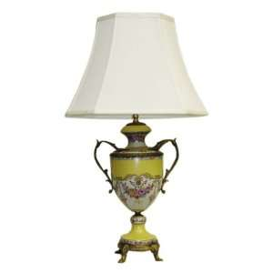 20 French Design Yellow Gilt Bronze Ormolu Lamp Hand
