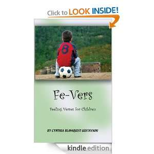 Fe Vers Feeling Verses for Children (In Versing Your Life) Cynthia