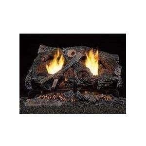 Firegear 29 inch Roaring Red Vent Free Propane Gas Log Set