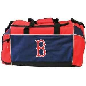 Boston Red Sox   Logo Large Duffle Travel Bag MLB Sports