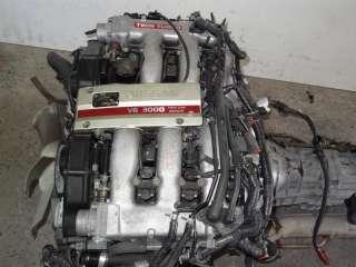 JDM VG30DETT ENGINE NISSAN 300ZX MOTOR Z32 TWIN TURBO VG30 DETT