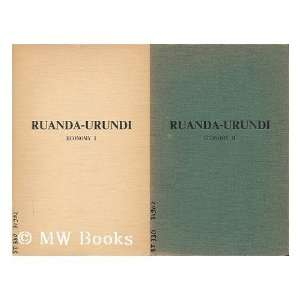 Ruanda Urundi / Translated from the French by Goldie