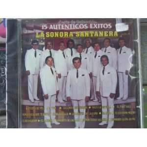 15 Autenticos Exitos Cd La Sonora Santanera Music