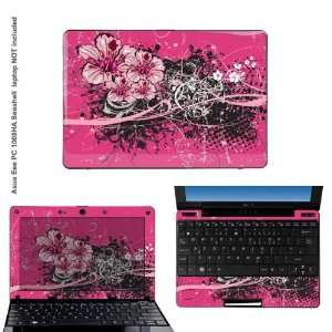 Protective Decal Skin Sticker for ASUS Eee PC 1008HA 10.1 Screen case