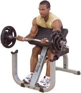 NEW! Body Sold Heavy Duty Preacher Arm Curl GPCB329