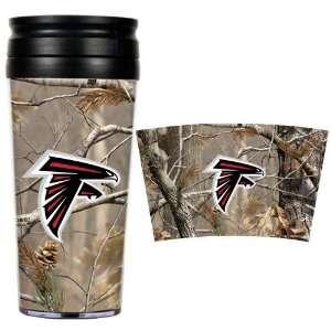 Atlanta Falcons NFL Open Field Travel Tumbler (Crimson