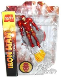 Marvel Select   Iron Man Statue Action Figure
