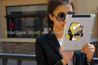 iPad 2 Decal Skin Vinyl Sticker Tablet Art Protector U