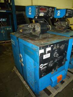 Miller MC 300 Arc Welder Power Source