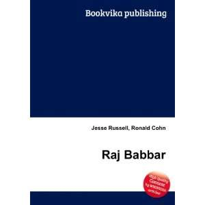 Raj Babbar Ronald Cohn Jesse Russell Books