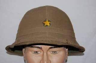 Original WWII Japanese Army Sun Pith Helmet