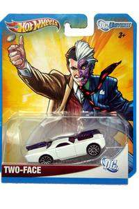 Hot Wheels DC Universe Two Face Vehicle