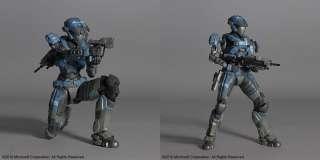 Halo Reach Play Arts Kai vol2 Action Figure no.6 Kat