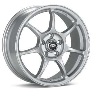 Enkei Fujin (Silver) Wheels/Rims 5x100 (468 880 8040SP) Automotive