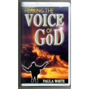 the Voice of God (2 Cassette Tape Audio Series) Paula White Books