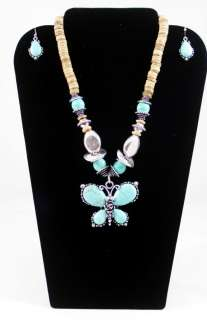 Necklace Costume Jewelry Turquoise Color Fashion Stone