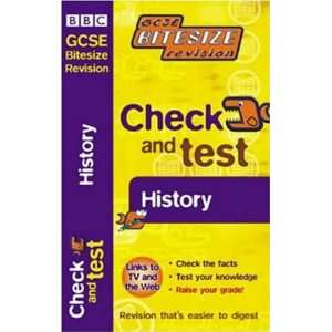 Check and Test History (Bitesize Revision Gcse
